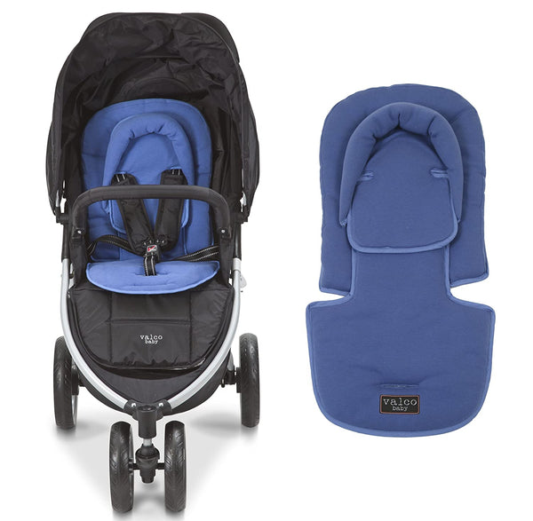 Valco All Sorts Head Hugger and Seat Pad in Snap 3 Stroller