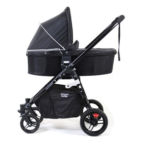 Valco Snap Ultra Bassinet in Night