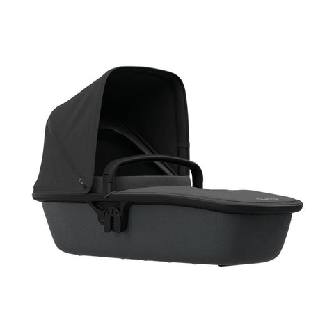 Quinny Zapp Lux Carrycot-Carrycots-Quinny-Black on Graphite-www.hellomom.co.za