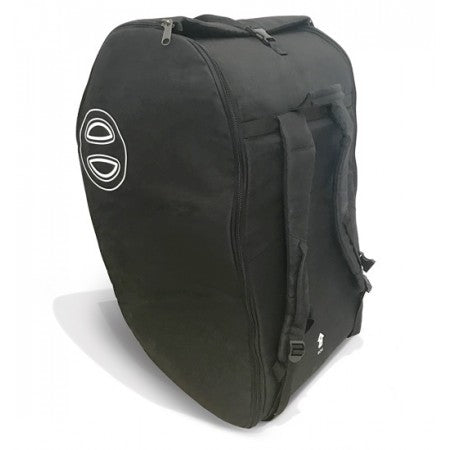 Doona Car Seat Padded Travel Bag in Black-Accessories-Doona-www.hellomom.co.za