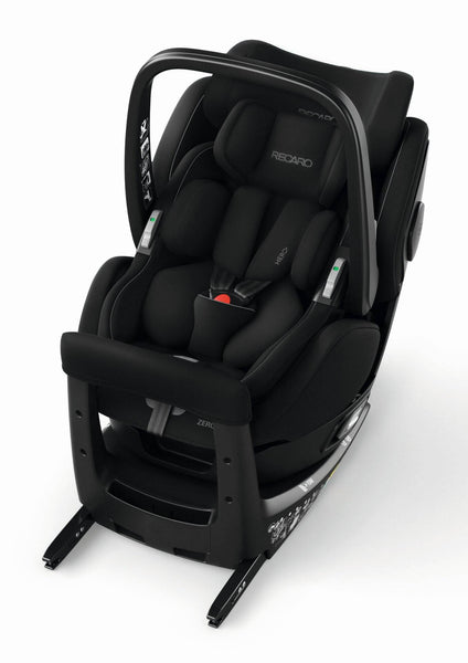 Recaro Zero One Elite I-Size Car Seat-Car Seats-Recaro-Performance Black-www.hellomom.co.za