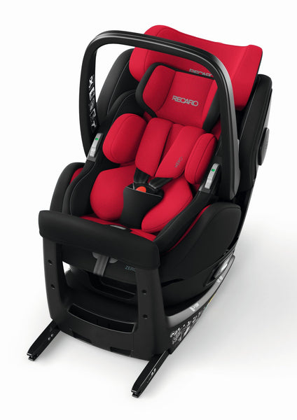 Recaro Zero One Elite I-Size Car Seat-Car Seats-Recaro-Racing Red-www.hellomom.co.za
