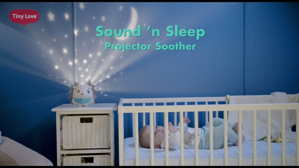 Tiny Love Meadow Days Sound and Sleep Projector & Soother-cot mobiles and Projectors-Tiny Love-www.hellomom.co.za