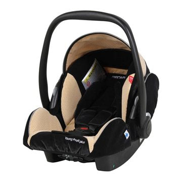 Recaro Young Profi Plus Car Seat-Car Seats-Recaro-Sand-www.hellomom.co.za