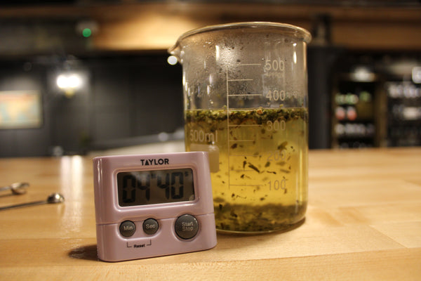 How To Blend Tea at Home