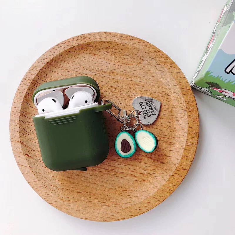 Avocado Airpods Case - Food Airpods Cases - TomorrowSummer
