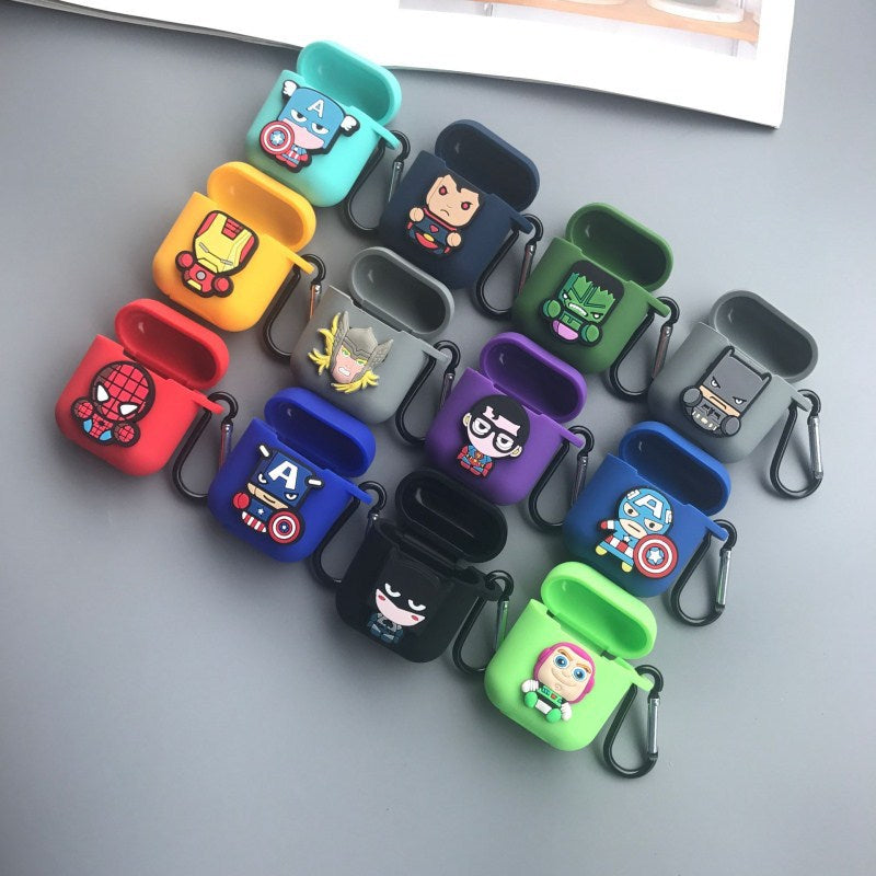 Heros Max Airpods Case -  - TomorrowSummer