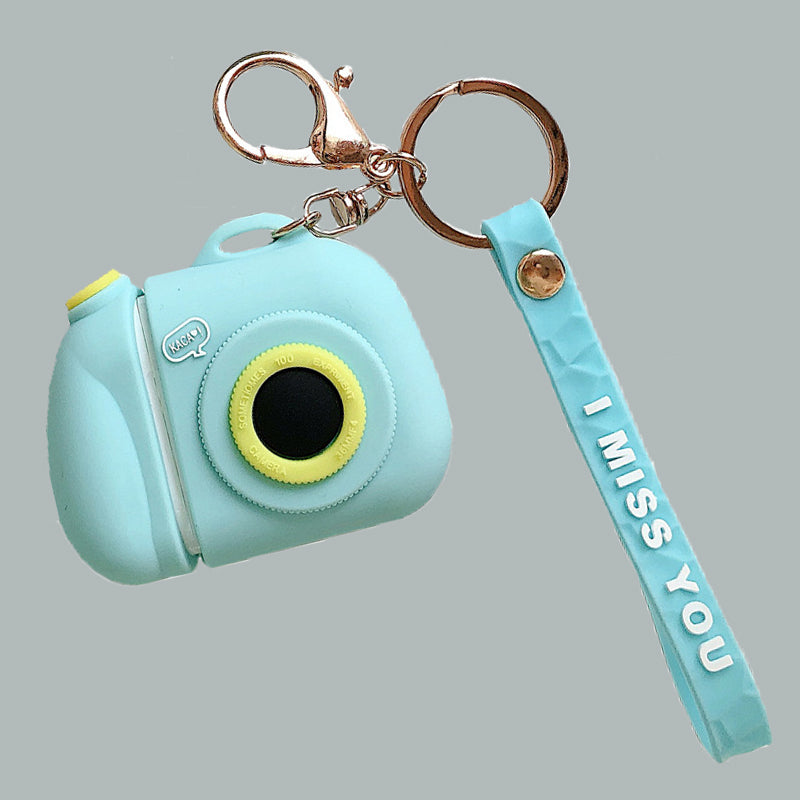 Cute Camera Airpods Case - Popular Airpods Cases - TomorrowSummer