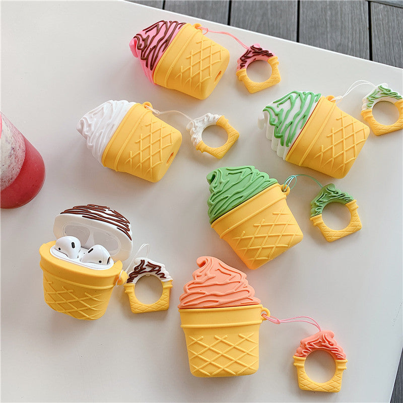 Ice Cream Airpods Case -  - TomorrowSummer