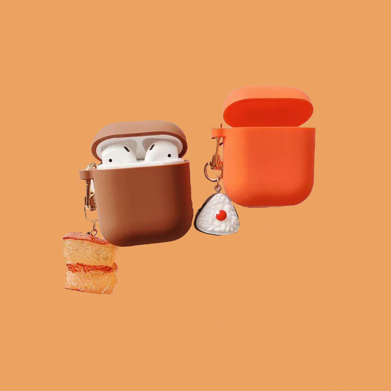 Bacon & Rice Ball Airpods Case - Food Airpods Cases - TomorrowSummer