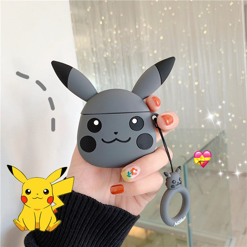 Pikachu Airpods Case -  - TomorrowSummer