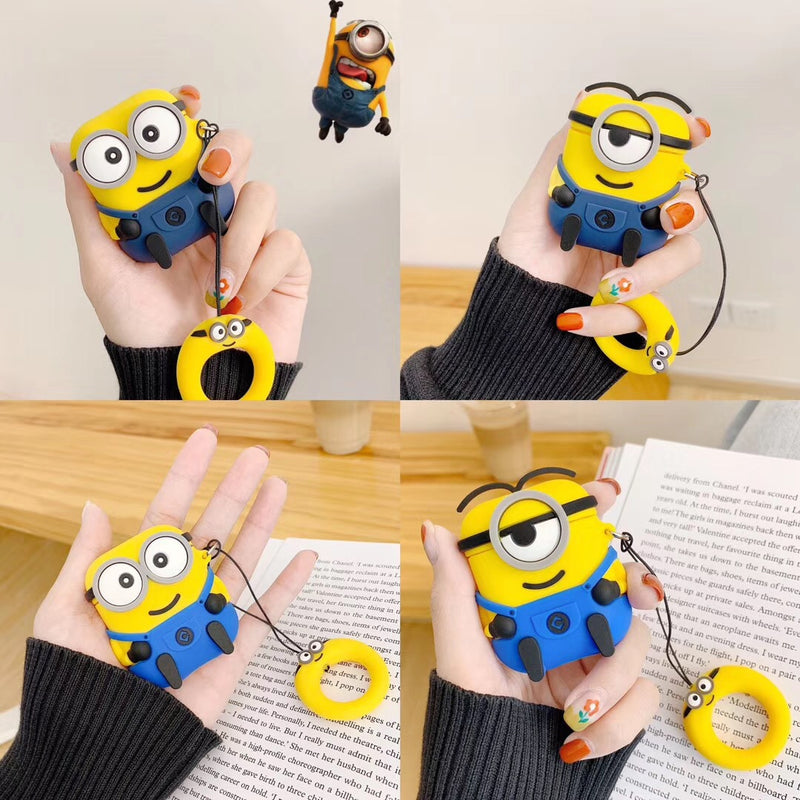 Minions AirPods Case -  - TomorrowSummer