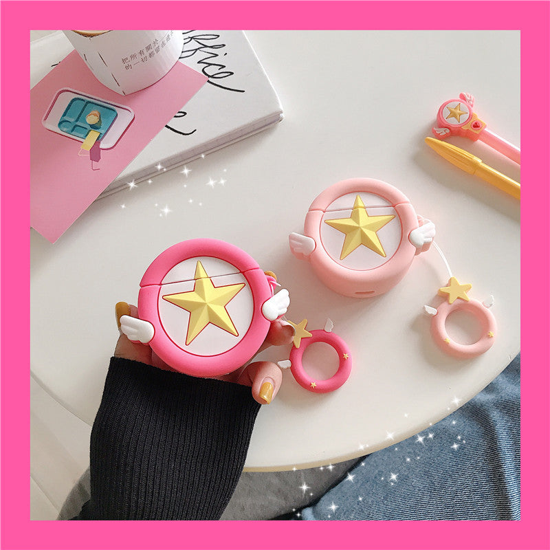 Cardcaptor Sakura Airpods Pro Case - Animation Airpods Cases - TomorrowSummer
