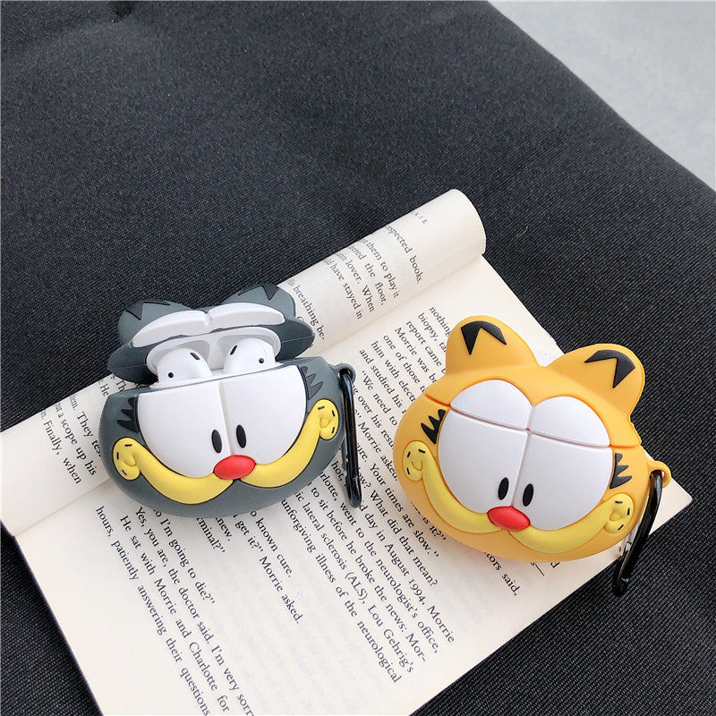 Garfield Airpods Case -  - TomorrowSummer