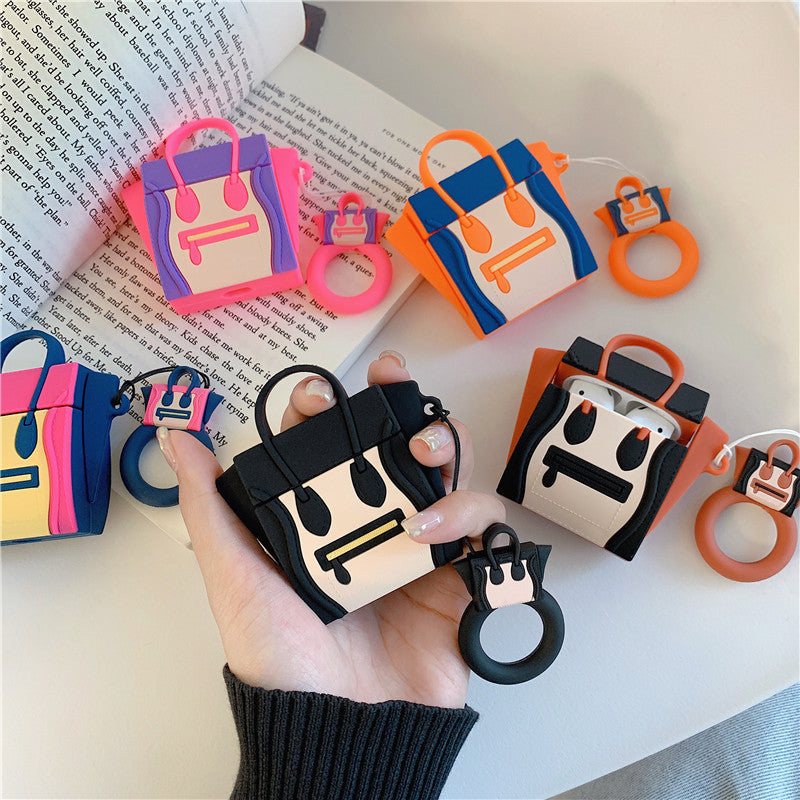 CELINE Smile Bag Shaped AirPods Case - Fashion Airpods Cases - TomorrowSummer