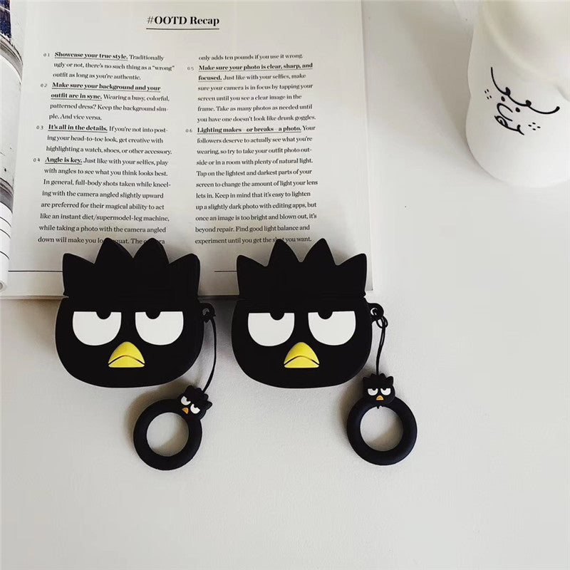 Sanrio BadBadtz Maru Airpods Case -  - TomorrowSummer