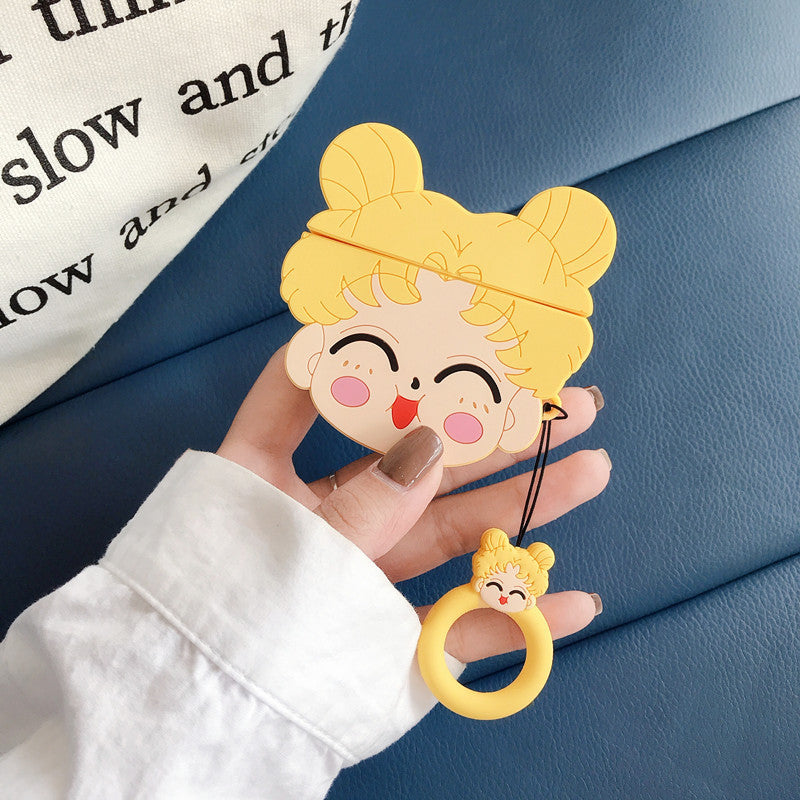 Sailor Moon Airpods Case -  - TomorrowSummer