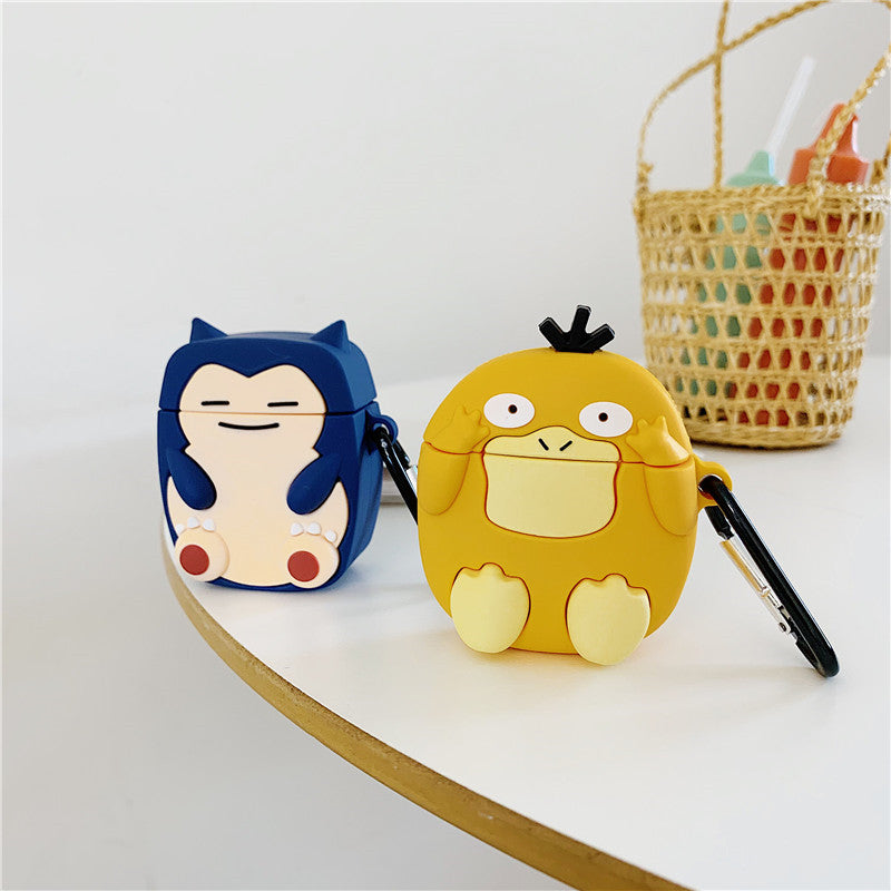 Snorlax Airpods Case -  - TomorrowSummer