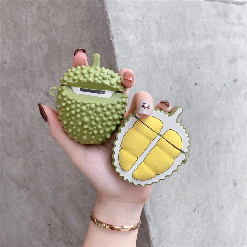 Durian Fruit Airpods Case -  - TomorrowSummer
