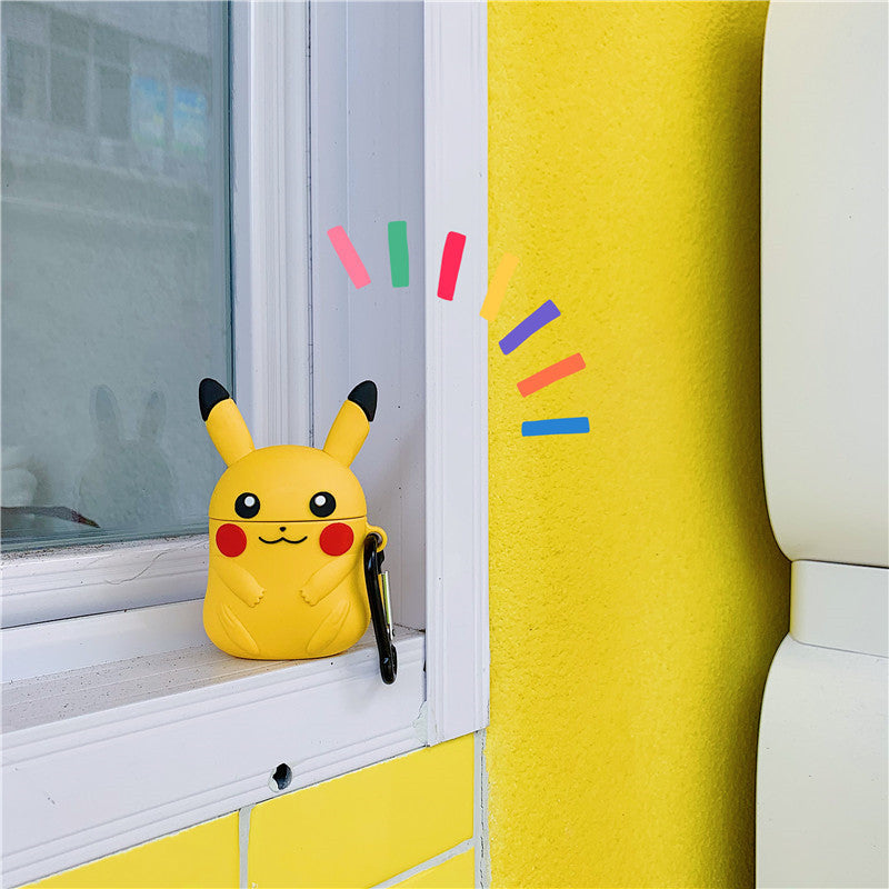 Pokemon Pikachu Airpods Case -  - TomorrowSummer
