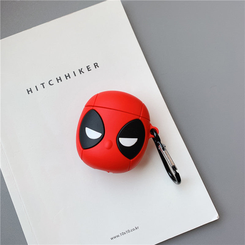 Deadpool Airpods Case -  - TomorrowSummer