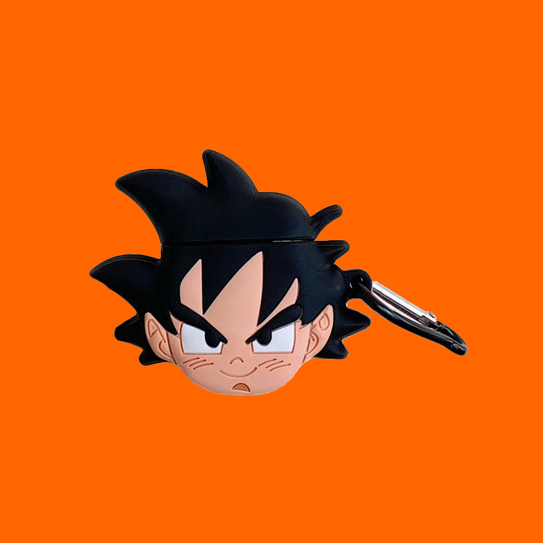 Son Goku Dragon Ball Airpods Case - Animation Airpods Cases - TomorrowSummer