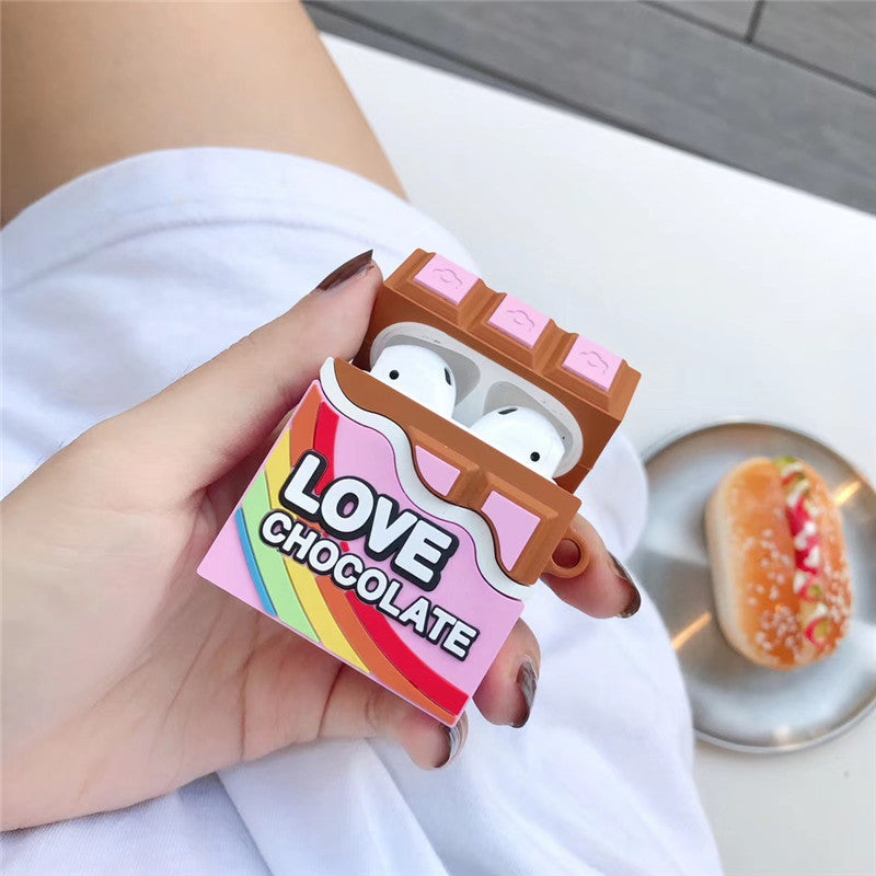 Love Chocolate Airpods Case -  - TomorrowSummer