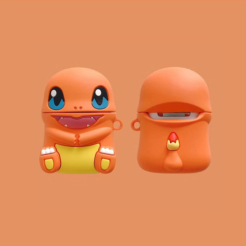Pokemon Charmander Airpods Case -  - TomorrowSummer