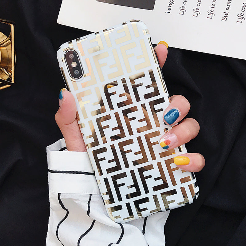 Reflective FF iPhone Case