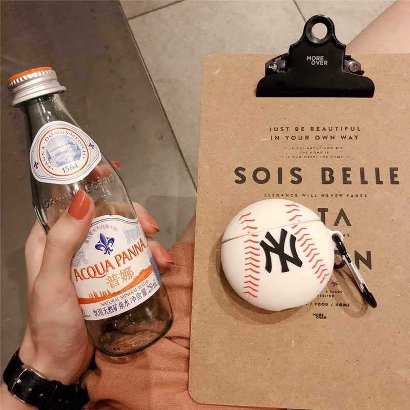 Baseball Shaped Airpods Case - Fashion Airpods Cases - TomorrowSummer
