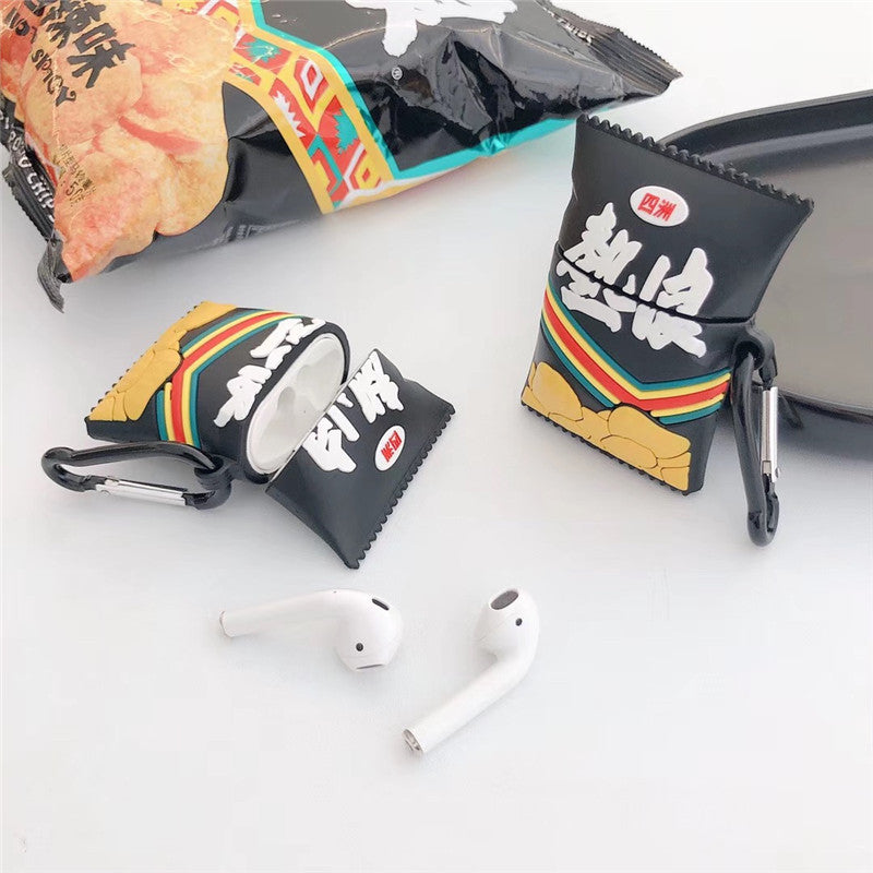 Cute Patoto Chips Airpods Case - Food Airpods Cases - TomorrowSummer