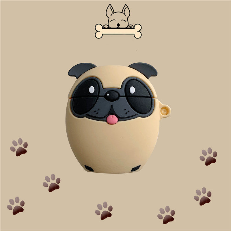 Pug Dog Airpods Case - Animal Airpods Cases - TomorrowSummer