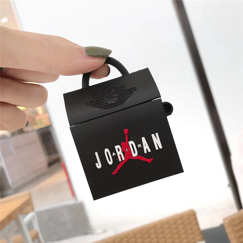 Air Jordan & IKEA Bag Shaped Airpods Case - Fashion Airpods Cases - TomorrowSummer