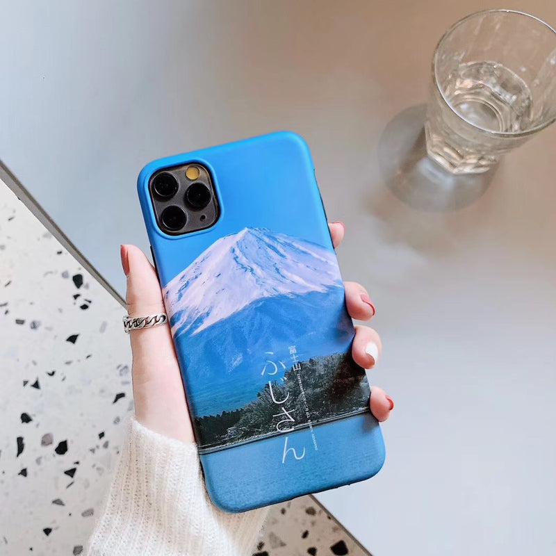 Mount FUJI iPhone Case -  - TomorrowSummer