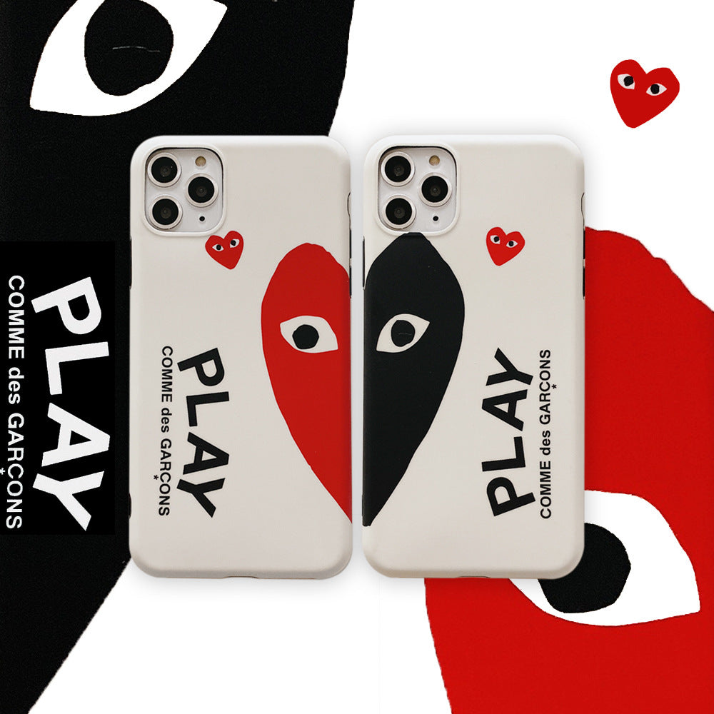 Comme des Garçons Play iPhone 11 Pro Max Case -  - TomorrowSummer