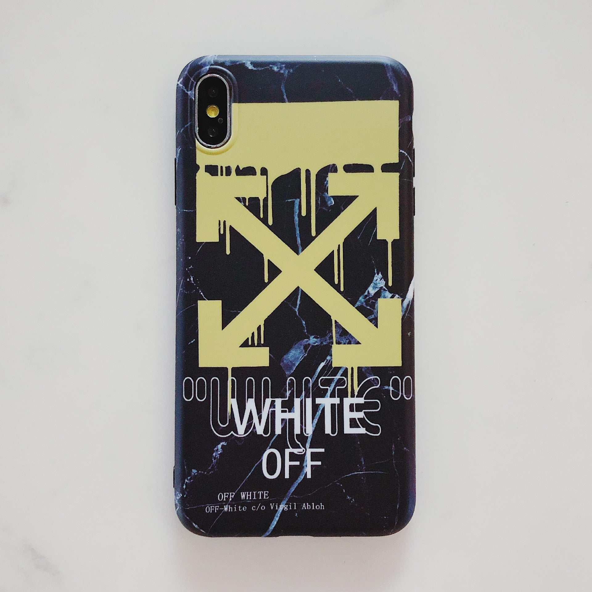 OFF White iPhone 11 Pro Max Case -  - TomorrowSummer