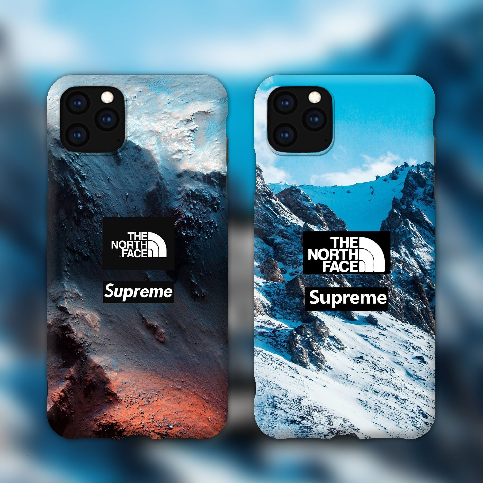 The North Face X Supreme iPhone 11 Pro Max Case -  - TomorrowSummer