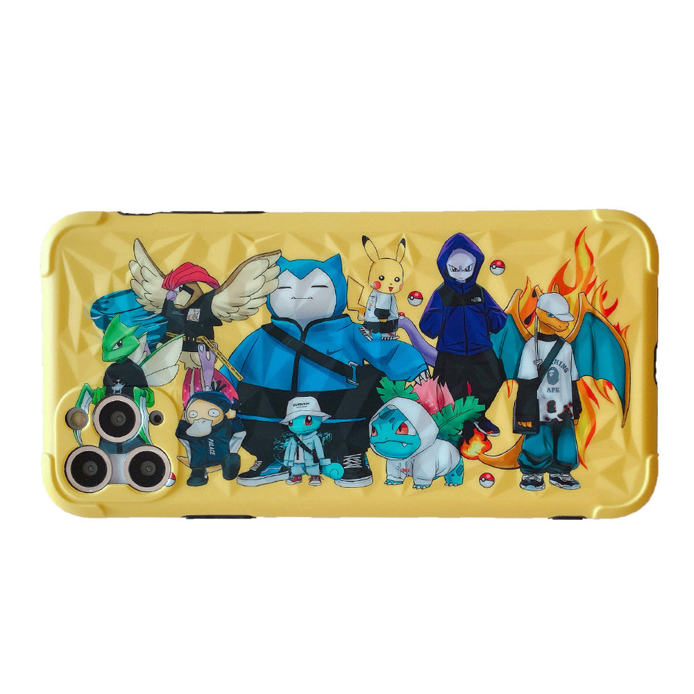 Pokemon iPhone Case -  - TomorrowSummer
