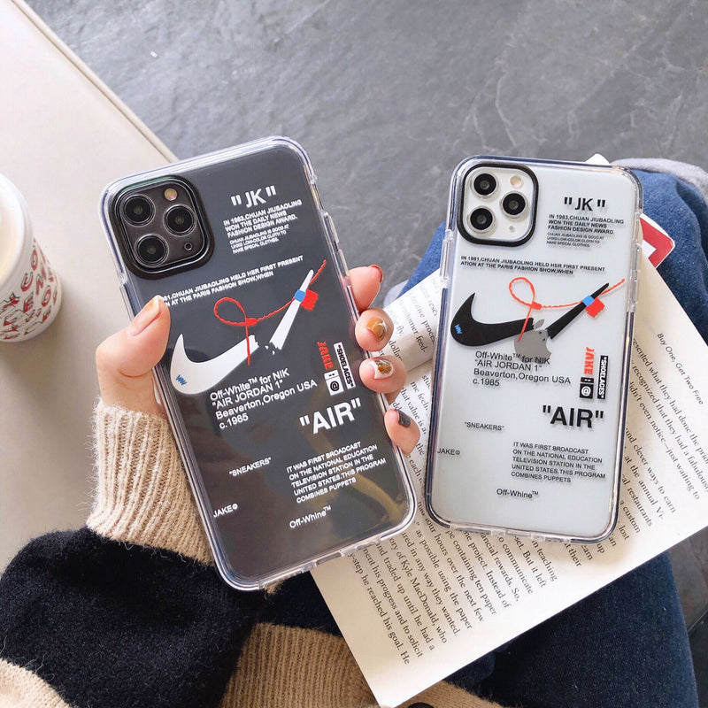 OFF White X AJ iPhone 11 Pro Max Case -  - TomorrowSummer
