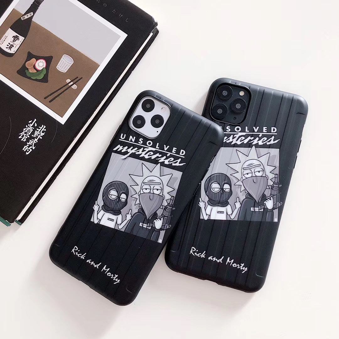 Rick and Morty iPhone 11 Pro Max Case -  - TomorrowSummer