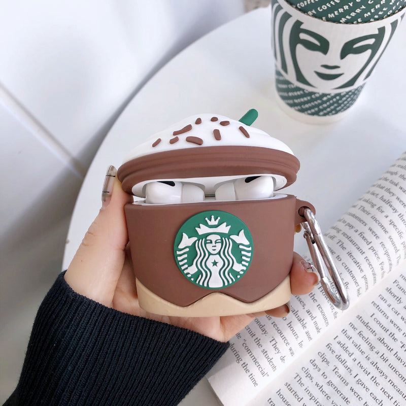 Starbucks Frappuccino Airpods Case - Food Airpods Cases - TomorrowSummer
