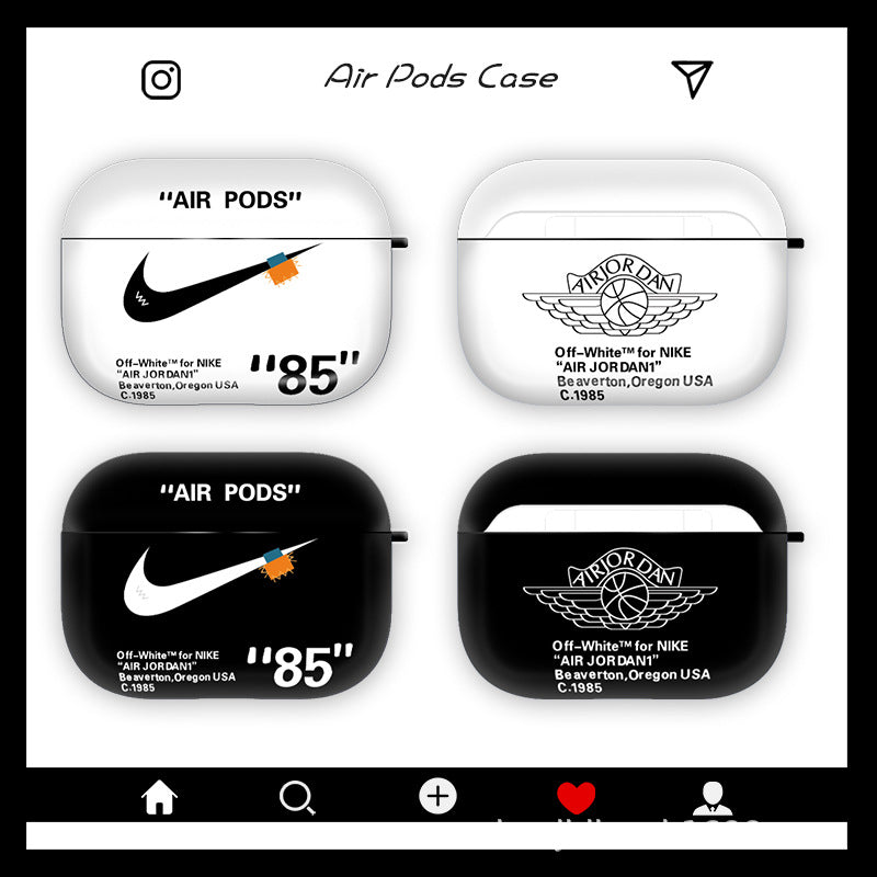 OFF White X AJ Airpods Case - Fashion Airpods Cases - TomorrowSummer