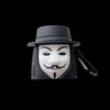 V for Vendetta Airpods Case - Movie Airpods Cases - TomorrowSummer