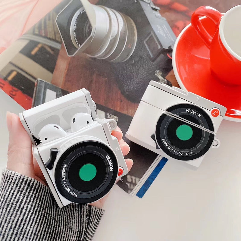 Polaroid Shaped Airpods Case - Food Airpods Cases - TomorrowSummer