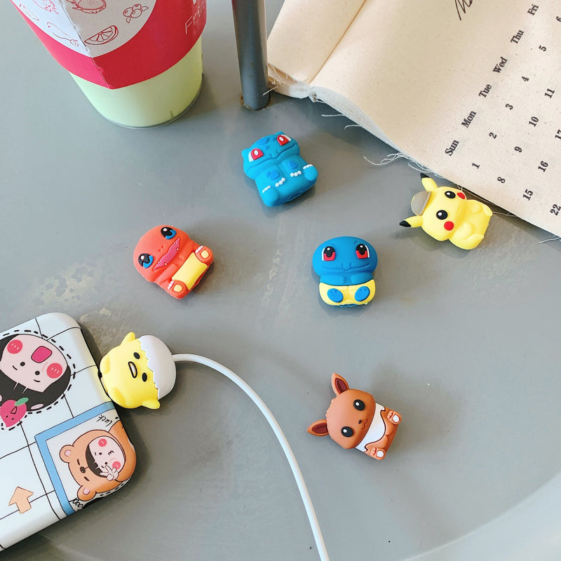 Pokemon Apple Charging Line Protection Case -  - TomorrowSummer