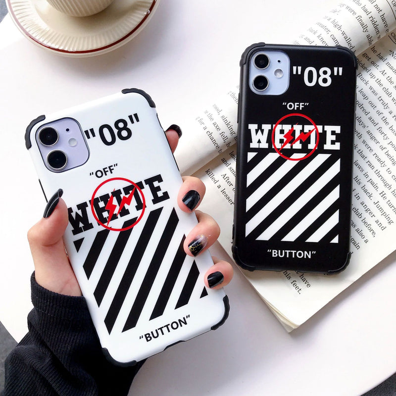 Buy2Get1Free Off White Series iPhone Case -  - TomorrowSummer