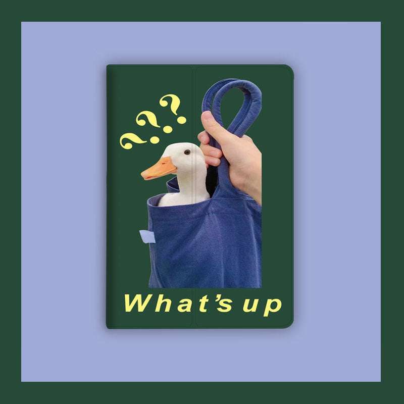 What's UP iPad Case -  - TomorrowSummer