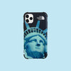 Statue of Liberty iPhone Case -  - TomorrowSummer