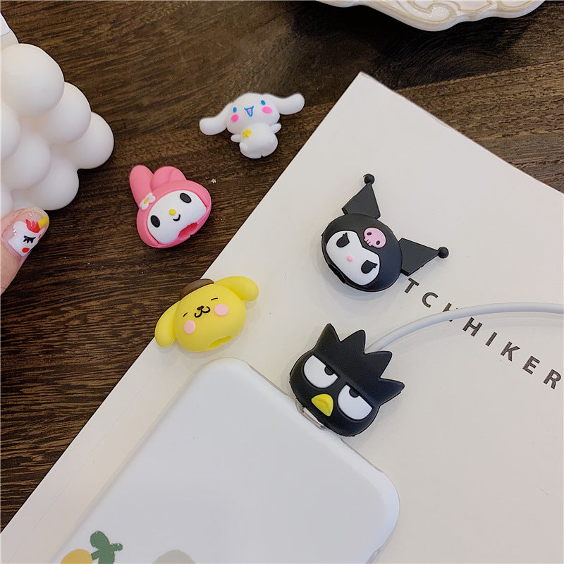 Sanrio Apple Charging Line Protection Case -  - TomorrowSummer