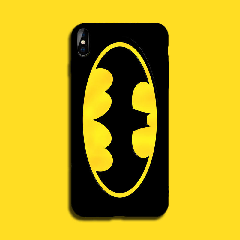 Bat Man Lightening LED Flash Voice Music Control iPhone Case -  - TomorrowSummer